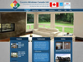 Cossins Windows Canada Ltd (403-798-9718) - Onglet de site Web - http://www.cossins.com