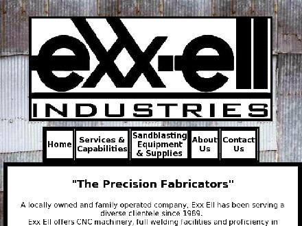 Exx-Ell Industries Inc (403-243-7772) - Website thumbnail - http://www.exx-ellindustries.ab.ca