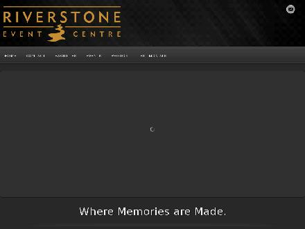 Riverstone Event Centre (905-714-1818) - Website thumbnail - http://www.riverstoneeventcentre.com/
