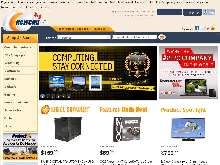 newegg.ca - Website thumbnail - http://www.newegg.ca