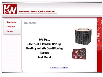 Kenwil Services Limited (519-977-7919) - Website thumbnail - http://www.kenwilltd.com
