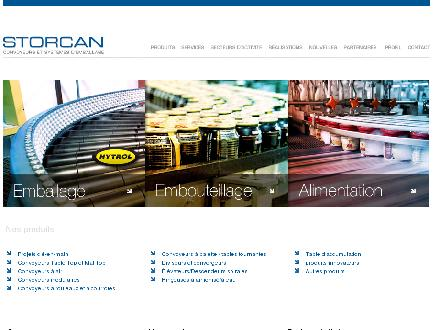Storcan Ltee (450-698-2158) - Onglet de site Web - http://www.storcan.com