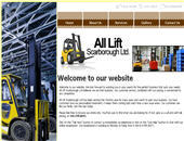 All-lift (Scarborough Inc) (416-439-6041) - Website thumbnail - http://allliftscarborough.com/