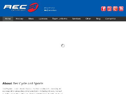 Rec Cycle N' Sports (905-841-5757) - Website thumbnail - http://www.recsports.ca