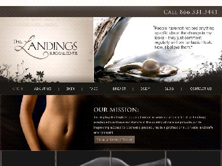 Landings Surgical Centre The (902-704-2969) - Onglet de site Web - http://www.landingsurgery.ca