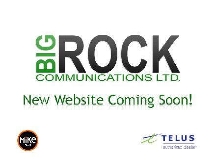Big Rock Communications (403-938-1455) - Website thumbnail - http://www.bigrockcom.com