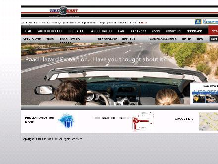 Tire Mart (709-700-0999) - Website thumbnail - http://www.tiremart.ca