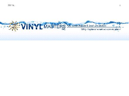 Vinyl Masters Inc (905-541-4067) - Onglet de site Web - http://www.vinylmasters.ca