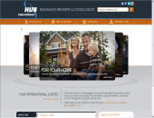 HUB International Insurance Brokers (867-873-6398) - Onglet de site Web - http://www.hubinternational.com