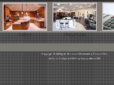 Brampton Kitchen Cabinets (905-457-8181) - Website thumbnail - http://www.bramptonkitchen.com