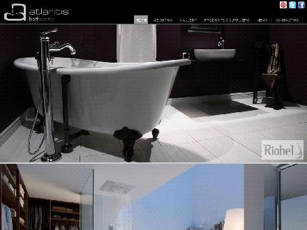 Yorkwest Plumbing Supply Inc (905-856-9466) - Website thumbnail - http://www.atlantisbathcentre.ca