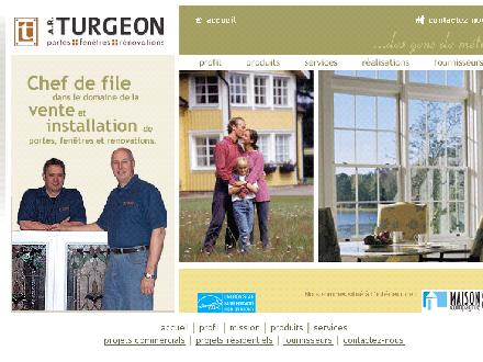 A R Turgeon Entreprises Inc (819-564-3100) - Website thumbnail - http://www.arturgeon.com