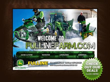 Fulline Farm & Garden Equipment Ltd (519-287-2840) - Onglet de site Web - http://www.fullinefarm.com
