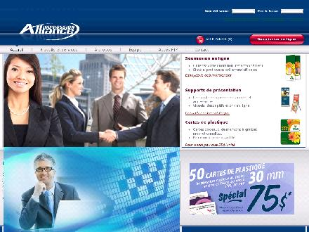 Impression Alliance (450-641-0652) - Onglet de site Web - http://www.impressionalliance.com