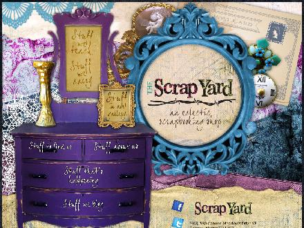 Scrap Yard The (403-271-2225) - Website thumbnail - http://www.thescrapyardcalgary.com