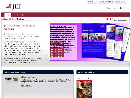 Jardine Lloyd Thompson Canada Inc (250-388-4416) - Website thumbnail - http://www.jltcanada.com