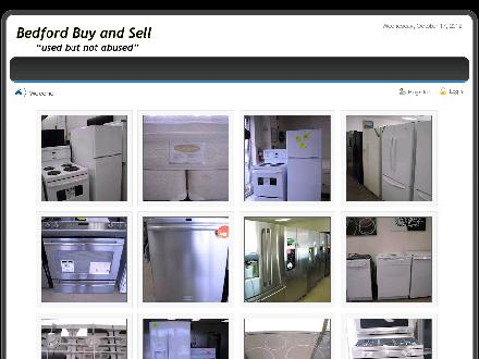 Bedford Buy & Sell (902-704-2176) - Website thumbnail - http://www.bedfordbuynsell.ca