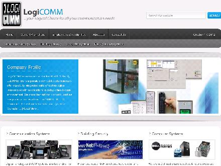 Logicomm A Division of Firetec Health &amp; Safety (780-469-5555) - Website thumbnail - http://www.logicomm.ca