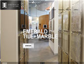 Emerald Tile & Marble (613-604-0724) - Website thumbnail - http://www.emeraldtile.ca