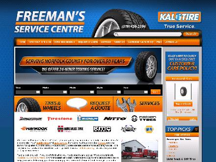 Maaco (1-866-266-1449) - Website thumbnail - http://www.freemansservicecentre.com