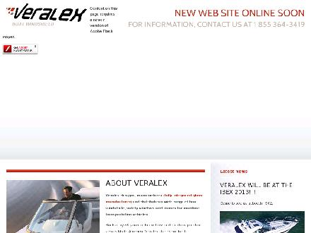 Veralex-Prelco inc (819-364-3419) - Website thumbnail - http://www.veralex.net/