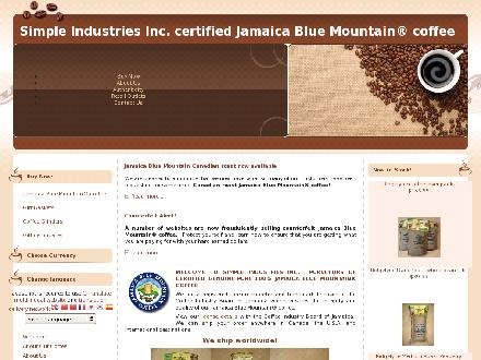 Simple Industries Inc (613-440-4770) - Onglet de site Web - http://www.simpleindustries.ca