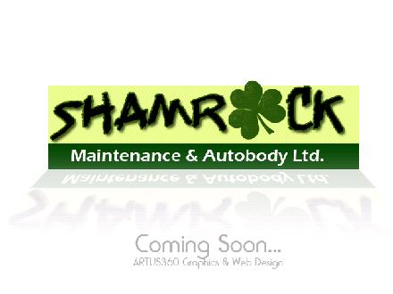 Shamrock Maintenance & Autobody Ltd (780-743-4995) - Website thumbnail - http://www.shamrockltd.ca