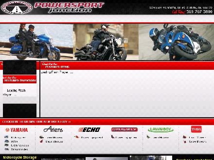 Power Sport Junction (519-767-5800) - Website thumbnail - http://www.powersportjunction.ca