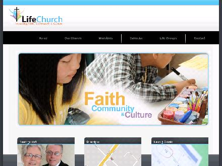 Life Church (905-336-1197) - Website thumbnail - http://www.lifechurch.ca