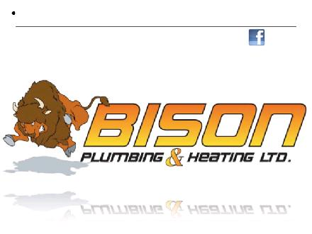 Bison Plumbing &amp; Heating Ltd (204-982-4766) - Onglet de site Web - http://www.bisonplumbing.com