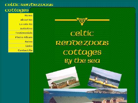 Celtic Rendezvous By The Sea Hotel & Cottages (709-334-3341) - Onglet de site Web - http://www.celticrendezvouscottages.com