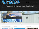 B K Woods & Water Supplies Ltd (250-963-1411) - Onglet de site Web - http://www.bkwoodsandwater.com