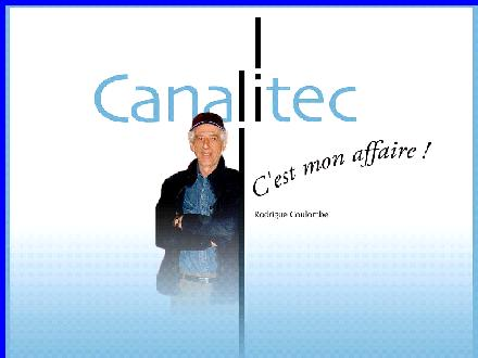 Canalitec (418-686-2444) - Onglet de site Web - http://www.canalitec.com