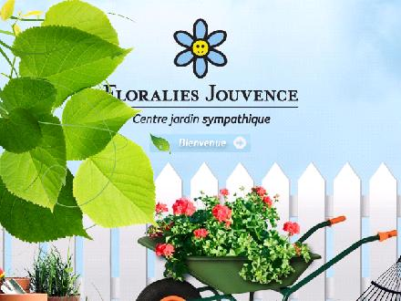 Floralies Jouvence Inc (418-872-0869) - Onglet de site Web - http://www.floraliesjouvence.ca