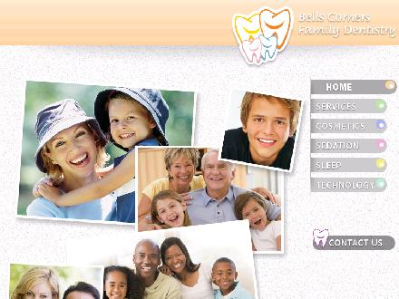Bell's Corners Family Dentistry (613-596-6447) - Website thumbnail - http://www.bellscornersdentistry.com