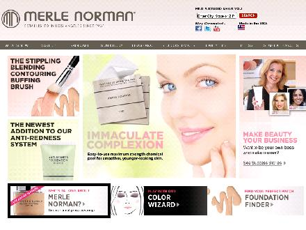 merle norman cosmetics stores in Greece