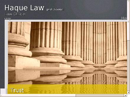Haque Law - Real Estate Lawyer (416-743-6302) - Onglet de site Web - http://www.haquelaw.com
