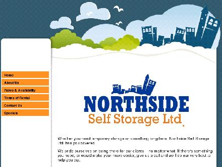 Northside Self Storage Ltd (902-578-5407) - Website thumbnail - http://www.northside-selfstorage.com