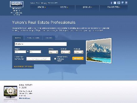 Coldwell Banker-Redwood Realty (867-668-3500) - Website thumbnail - http://www.redwoodrealty.ca