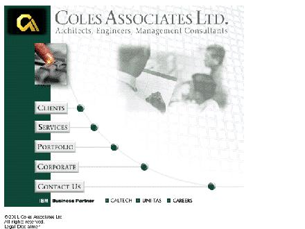 Coles Associates Ltd (902-368-2300) - Website thumbnail - http://www.colesassociates.com