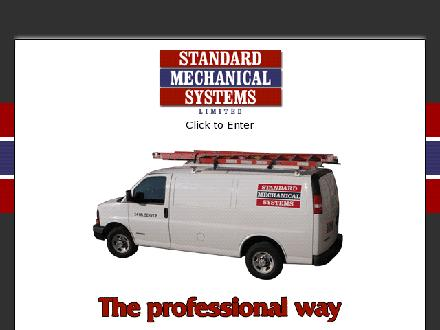 Standard Mechanical Systems Limited (902-469-7370) - Onglet de site Web - http://www.standardmechanical.com