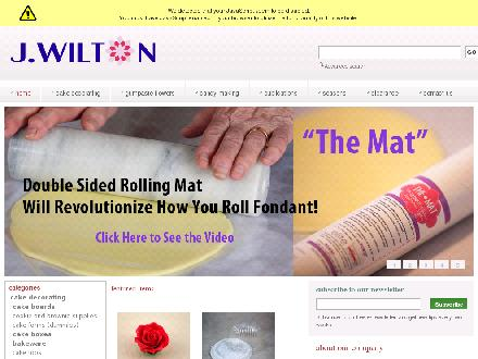 J Wilton Distributors Ltd (780-401-9830) - Website thumbnail - http://www.jwiltondistributors.com