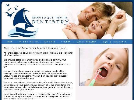 Montague River Dentistry (902-838-5400) - Onglet de site Web - http://www.montaguedental.ca