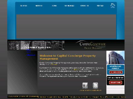Capital Concierge (613-722-1232) - Onglet de site Web - http://www.capitalconcierge.ca