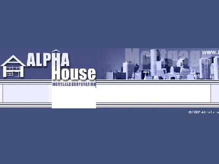 Alpha House Mortgage Corp (416-798-7235) - Onglet de site Web - http://www.alphahouse.ca