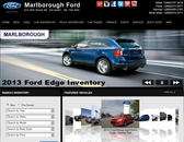 Marlborough Ford Sales Ltd (403-273-3673) - Website thumbnail - http://www.marlboroughford.com