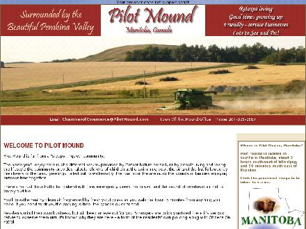 Mound Farm Supply Auto Value (204-825-2474) - Onglet de site Web - http://www.pilotmound.com
