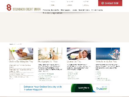 Steinbach Credit Union (204-222-2100) - Website thumbnail - http://www.scu.mb.ca