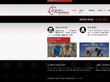 Health & Performance Centre Inc (709-632-2266) - Onglet de site Web - http://www.healthandperformance.ca