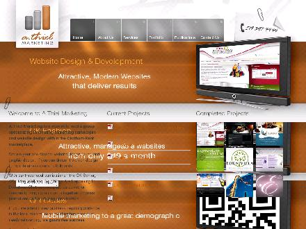 A Thiel Marketing (519-397-4444) - Onglet de site Web - http://www.athielmarketing.com